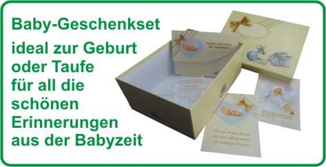 Baby-Geschenkset zur Geburt