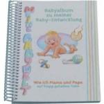 Babyalbum lustig - meine Babywelt