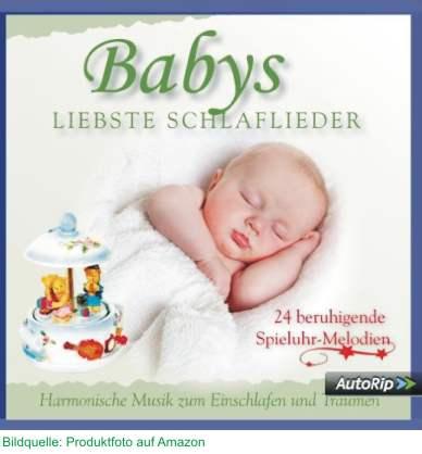 Baby Musik Schlaflieder