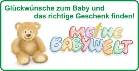 glueckwuensche zum baby
