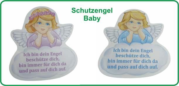 Schutzengel Baby