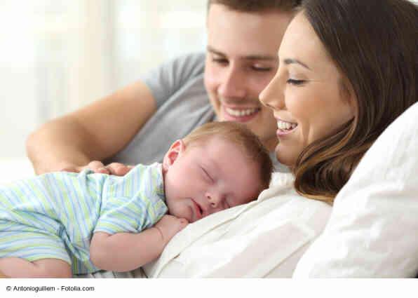 Schlafrhythmus Baby 3 - 6 Monate