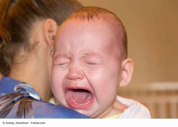 baby schreit viel